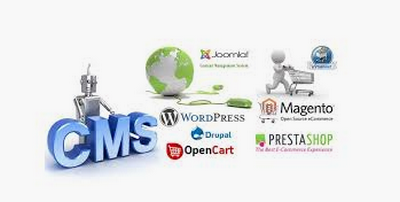 для создания сайта joomla, wordpress