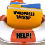 Как можно сделать резервную копию сайта на wordpress из админки?